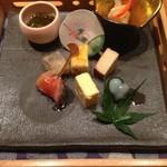 Kappouyamabe - 前菜