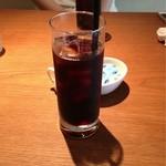 トラットリア リオコルノ - 食後のドリンク。コーヒー、紅茶、エスプレッソ。