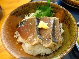 酒肴旬 三ッ石 - づけ丼