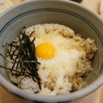 ぶっかけ亭本舗 ふるいち - 麦トロご飯