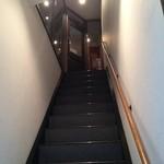 19452955 - この階段の先に楽園が