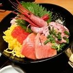 高田屋 - 北海丼