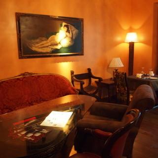 【2Fレストランフロア】優雅な空間のVIPルームあり