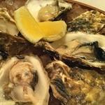 DG Fish&Shellfish - 生牡蠣♡