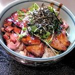 19455920 - 豚ベーコン丼