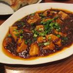 蓮根荘 - 麻婆豆腐
