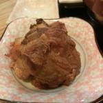 19458513 - ソーキかまぼこ ¥550
