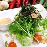 髙匠 - シャキシャキ大根のサラダ