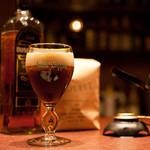 スペシャルティコーヒーを使ったコーヒーカクテル『アイリッシュコーヒー』