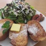 スモールムーン - ランチ:フレンチトースト
