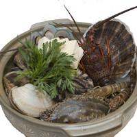 実家 - 海鮮鍋