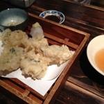 19464149 - アナゴの天ぷら