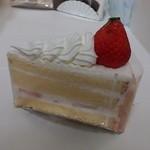 ルノワール - ショートケーキ♪上品です。