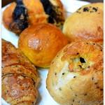 ブール - 前日に焼いたパンの詰合せ