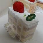 ルノワール - スポンジとクリームを真に楽しめるケーキでした!