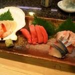 寿司文 - お造り盛り合わせ