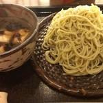 蕎麦 伊呂波 - 鴨汁蕎麦 大盛