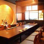 豊丸水産 - 【和】を基調に個室が多数。「3~4名」~「36名」までお部屋は全24室★