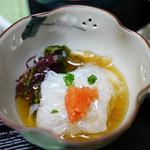 味処 大森 - 穴子の稚魚(のれそれ)