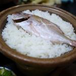 味処 大森 - 花鯛御飯
