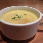 19468509 - 赤レンズ豆の薬膳みたいなスープ