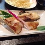 鮨神田 - 料理写真:かま焼き