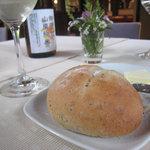 レストラン スイヤルド - パン