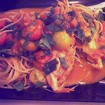 1947937 - 鬼海老のスパゲッティ