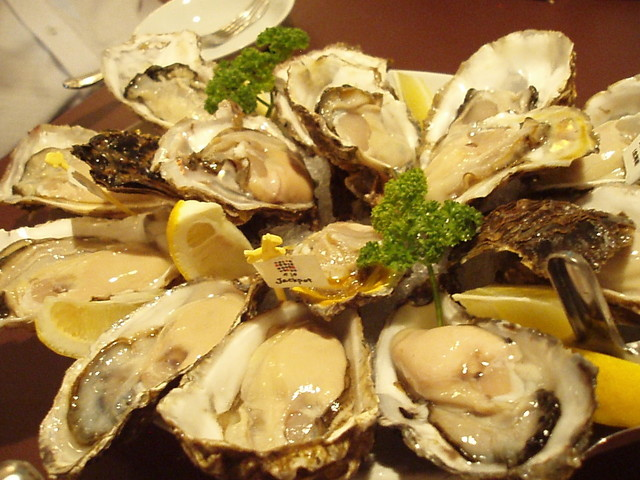 Oyster Bar ジャックポット 品川