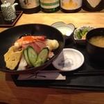 喜一 - 海鮮ちらし丼