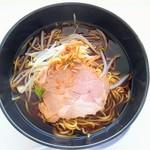 東京消防庁 食堂 - 消防ラーメン¥500