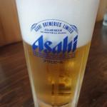 まるふく - 生ビール