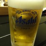 シーサイドホテル 美松 大江亭 - 生ビール