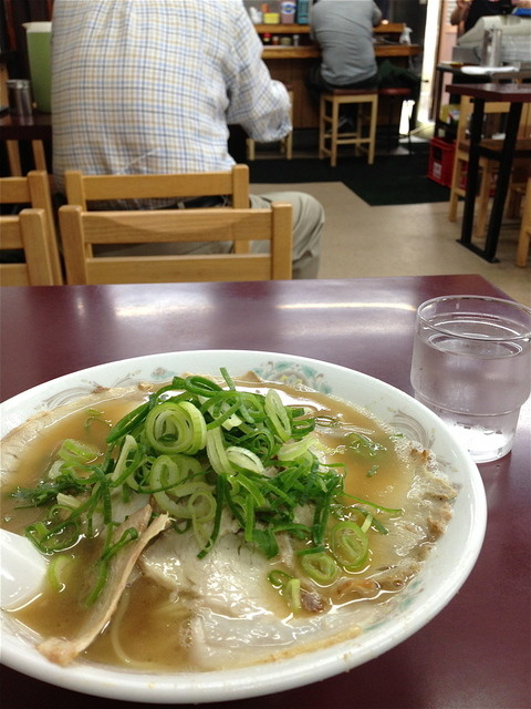 大黒ラーメン 本店 - チャーシュー麺