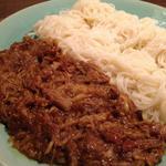 フクスケ - カレー素麺700円