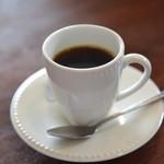 龍天楼 - コーヒー