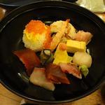 寿々家 - 海鮮丼の内容は本文に