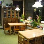 元禄 - テーブル席 昭和の雰囲気