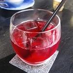 19477916 - 「クランベリージュース」¥600