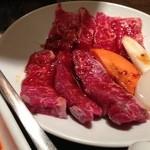 焼肉トラジ - 肉はランチなので、こんなものでしょう