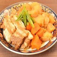 酒と和惣菜 らしく - 家庭の定番料理肉じゃが「らしく」風