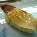 あさひ鮨 - ホッキ貝
