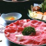 飛騨牛食べ処 牛政 - 飛騨牛すき焼き