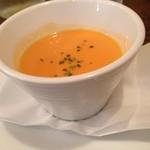 プライムイタリアン - スープ(トマト)☆ランチ