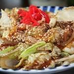 つきじ - 野菜炒め