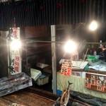 益田商店 元祖朽木屋 - 焼き鯖のみ、焼き鯖ひとすじです