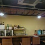 京町食堂 - カウンター席