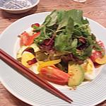 京町食堂 - イタリアンなサラダ(780円)