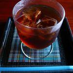 カフェ 閑居 - アールグレイ(\550)