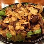 くれそん亭 - 砂肝のソテー